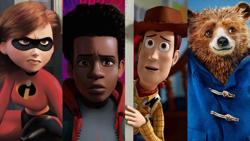 As 10 melhores animações de todos os tempos