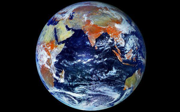 Maior imagem da Terra