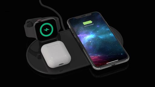 Sem AirPower, Apple vende bases de carregamento wireless da Mophie