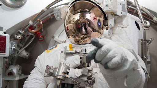 Como funciona o processo seletivo de astronautas nas agências espaciais?