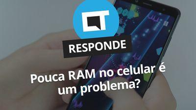 Pouca RAM no celular é um problema? [CT Responde]
