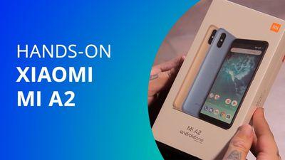 Xiaomi Mi A2 [Hands-on]