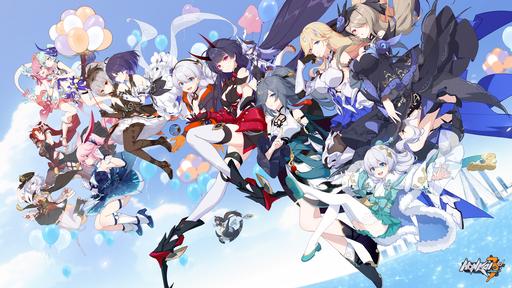 O que é Honkai Impact 3rd, RPG de fantasia do estúdio de Genshin Impact