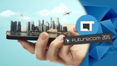 Cidades inteligentes: os casos brasileiros - Anderson Tomaiz, Huawei [Futurecom 2015]