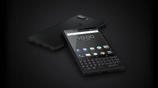 BlackBerry KEY2 será lançado ainda no fim deste mês