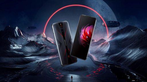Nubia Red Magic 5G chega ao mercado como o primeiro celular com tela de 144 Hz