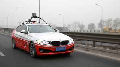 Baidu cria fundo de US$ 1,5 bilhão para investir em condução autônoma