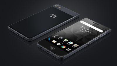 BlackBerry apresenta novo smartphone sem teclado físico e com Android