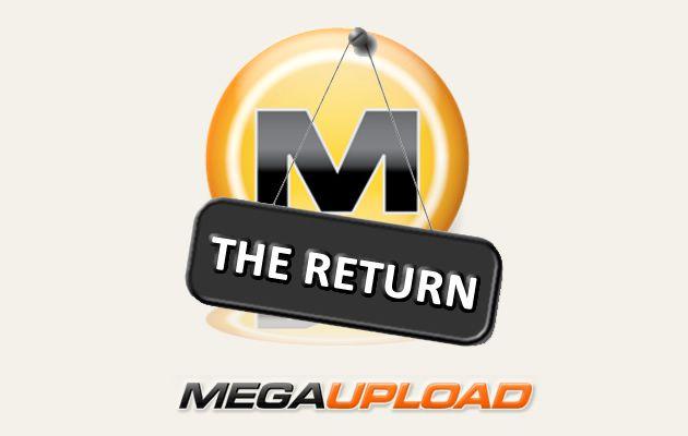 O Megaupload vai voltar!