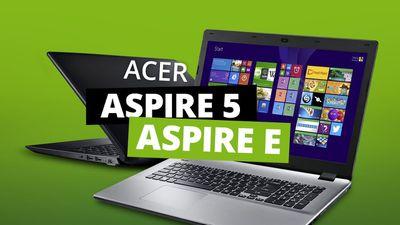 Notebooks Acer Aspire E5-553G-T4TJ e A515-41G-1480