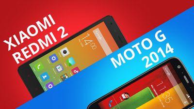 Redmi 2 VS Moto G (2ª geração) [Comparativo]