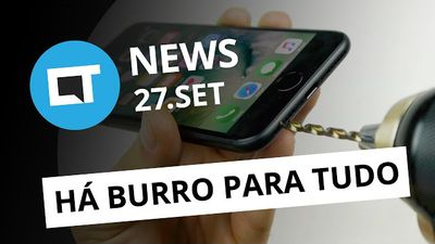 Trollagem do iPhone 7, novo top de linha da Xiaomi, YouTube Offline e + [CTNews]