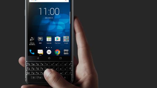 BlackBerry Mercury é anunciado oficialmente sob o nome KeyOne [MWC 2017]