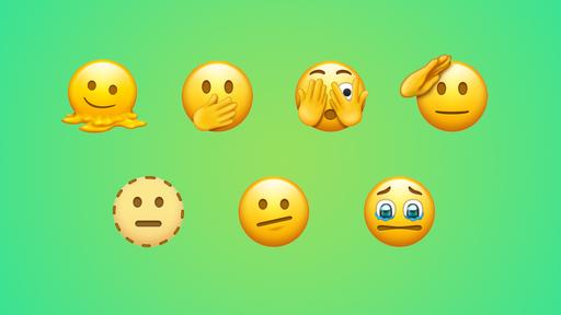 Continência, raio-x, ogro e mais: conheça os candidatos a novos emojis de 2021