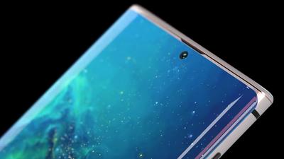 Rumor indica que tela do Galaxy Note 10 pode ter proporção de 19:9