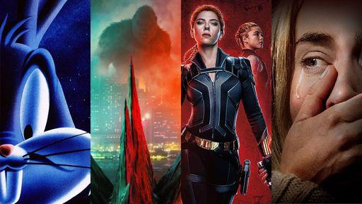 Os 10 filmes mais assistidos da semana (24/07/2021)