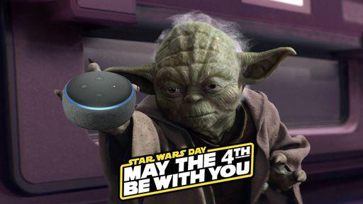 Star Wars Day   Alexa celebra data com frases personalizadas e imitações