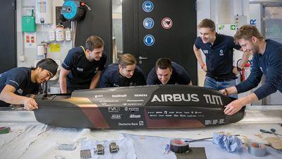WARR Hyperloop vence competição da SpaceX pela 3ª vez seguida e bate recorde