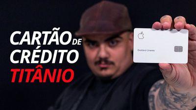 APPLE CARD: testamos o CARTÃO de CRÉDITO de TITÂNIO! É melhor que o Nubank?