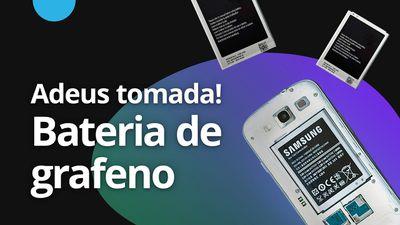 Grafeno à vista nos smartphones da Samsung [CT News]