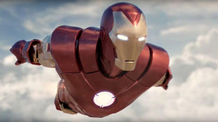 Iron Man VR coloca você no capacete de Stark com o PlayStation VR