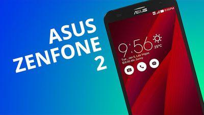 ASUS Zenfone 2 ZE551ML [Análise]