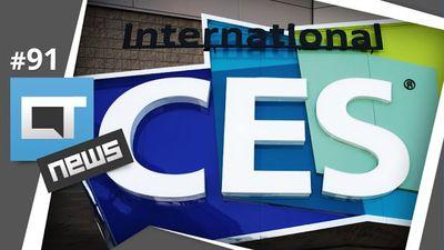 Os 10 melhores produtos da CES 2015 [CES 2015 | CT News #91]
