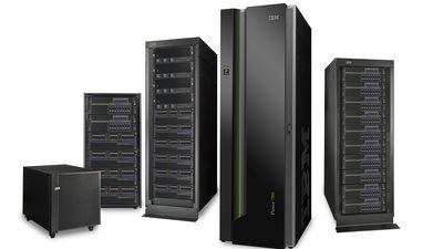 A estratégia da IBM no mundo hardware