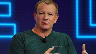 Brian Acton, fundador do WhatsApp, está deixando a empresa