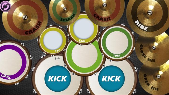 Real Drum: veja ótimas opções de músicas para tocar no aplicativo