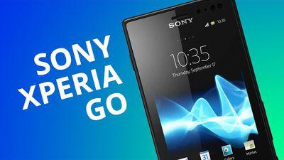 Xperia Go - o smartphone à prova d'água da Sony [Análise]