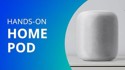Apple HomePod [Cobertura WWDC 2017]