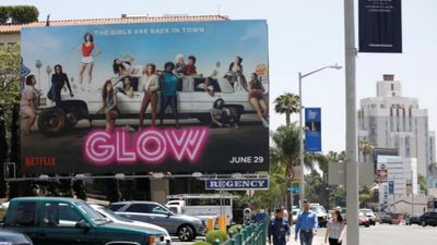 Netflix faz investimento milionário em outdoors de Hollywood