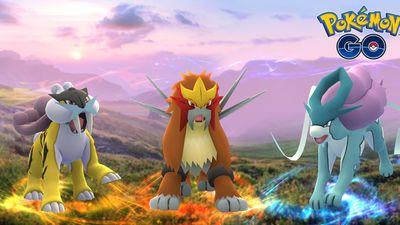 Pokémon GO finalmente traz lendário Entei para as Américas
