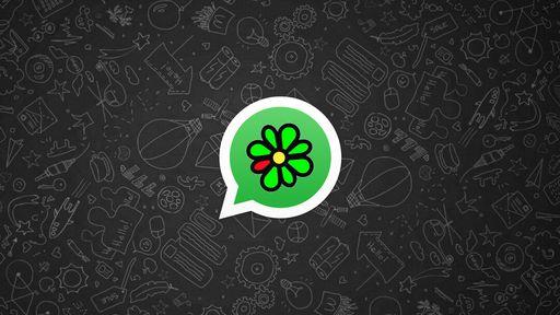 Confusão do WhatsApp turbina popularidade do veterano ICQ