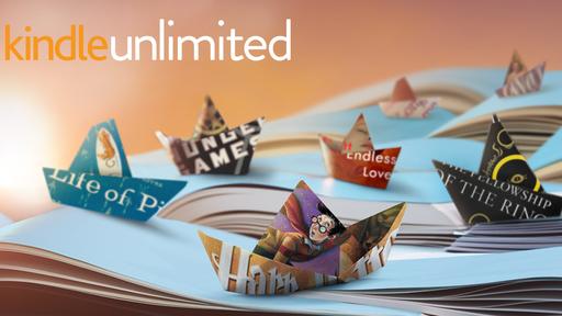 Como funciona o Kindle Unlimited para emprestimo de livro