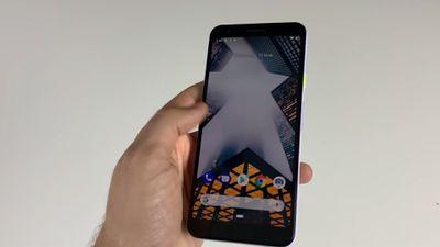 Google Pixel 3 Lite aparece em vídeo de hands-on