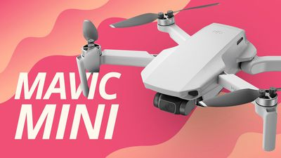 MAVIC MINI, o DRONE portátil da DJI [HANDS-ON]