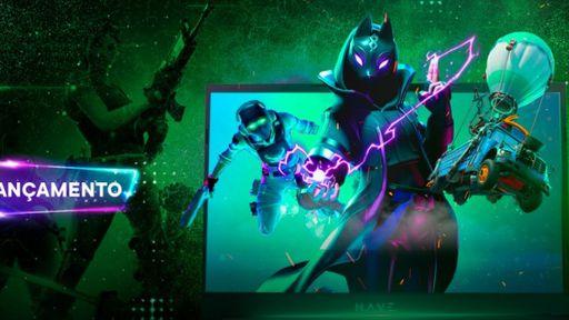 NAVE lança notebooks gamers com GPU Nvidia GeForce e CPU Intel de 10ª geração