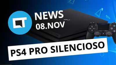 PS4 Pro mais silencioso; Condenada por comunidade no Orkut e + [CT News]