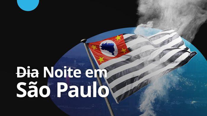 Como o dia virou noite em São Paulo [CT News]