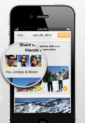 Flock app screenshot