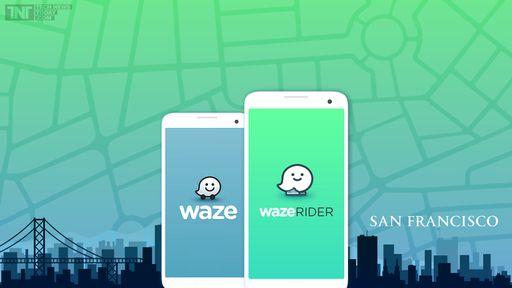 Sem alarde, Google expande atuação do Waze Rider, seu concorrente do Uber