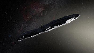 Objeto alienígena que visita o Sistema Solar é coberto por isolamento orgânico