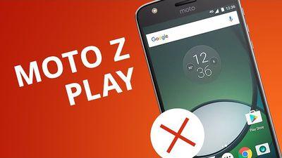 5 motivos para NÃO comprar o Moto Z Play