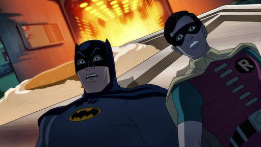 Animação de Batman dos anos 60 ganha trailer