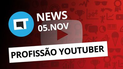 "Youtuber com carteira assinada; ""Pegadinha"" no ENEM 2018; iPhone 5G e+ [CT News]"