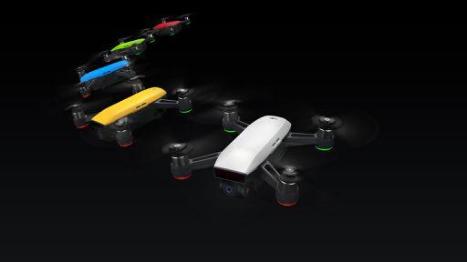 Proprietários dizem que drones DJI Spark estão desligando sozinhos durante o voo