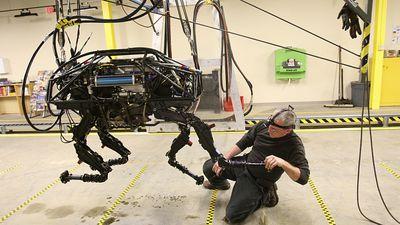 Estaria a Toyota interessada em comprar a Boston Dynamics, da Alphabet?