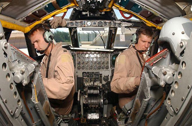 B-52 rusticidade